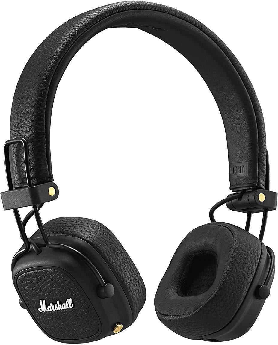 Marshall Major 3 Bluetooth Wireless On-Ear Headphones zoom image