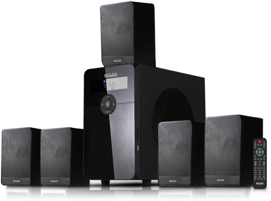 Mitashi 5.1Ch Home Theatre with 8500 Watts PMPO zoom image