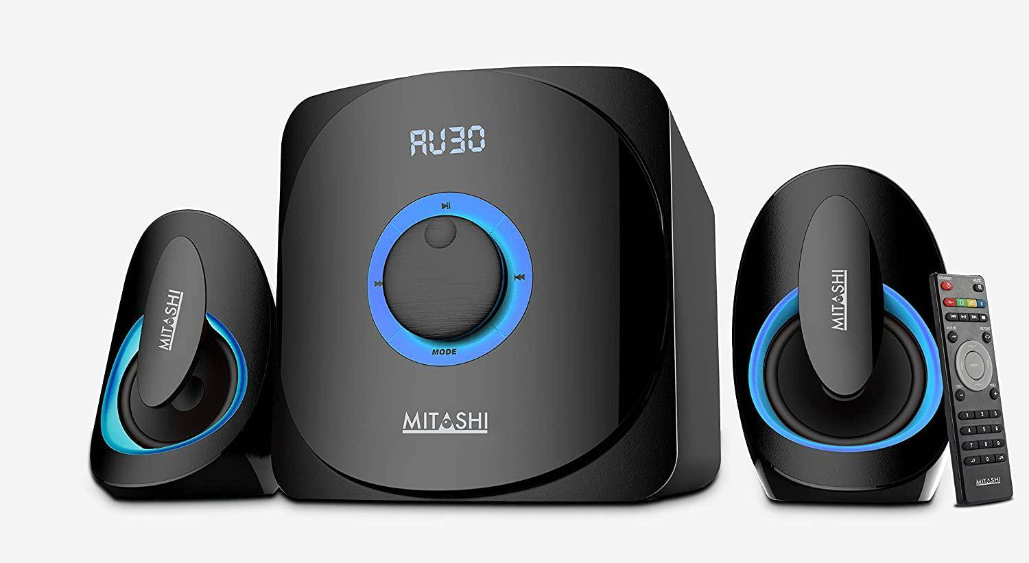 Mitashi 2.1 Channel Bluetooth Home Theatre System zoom image