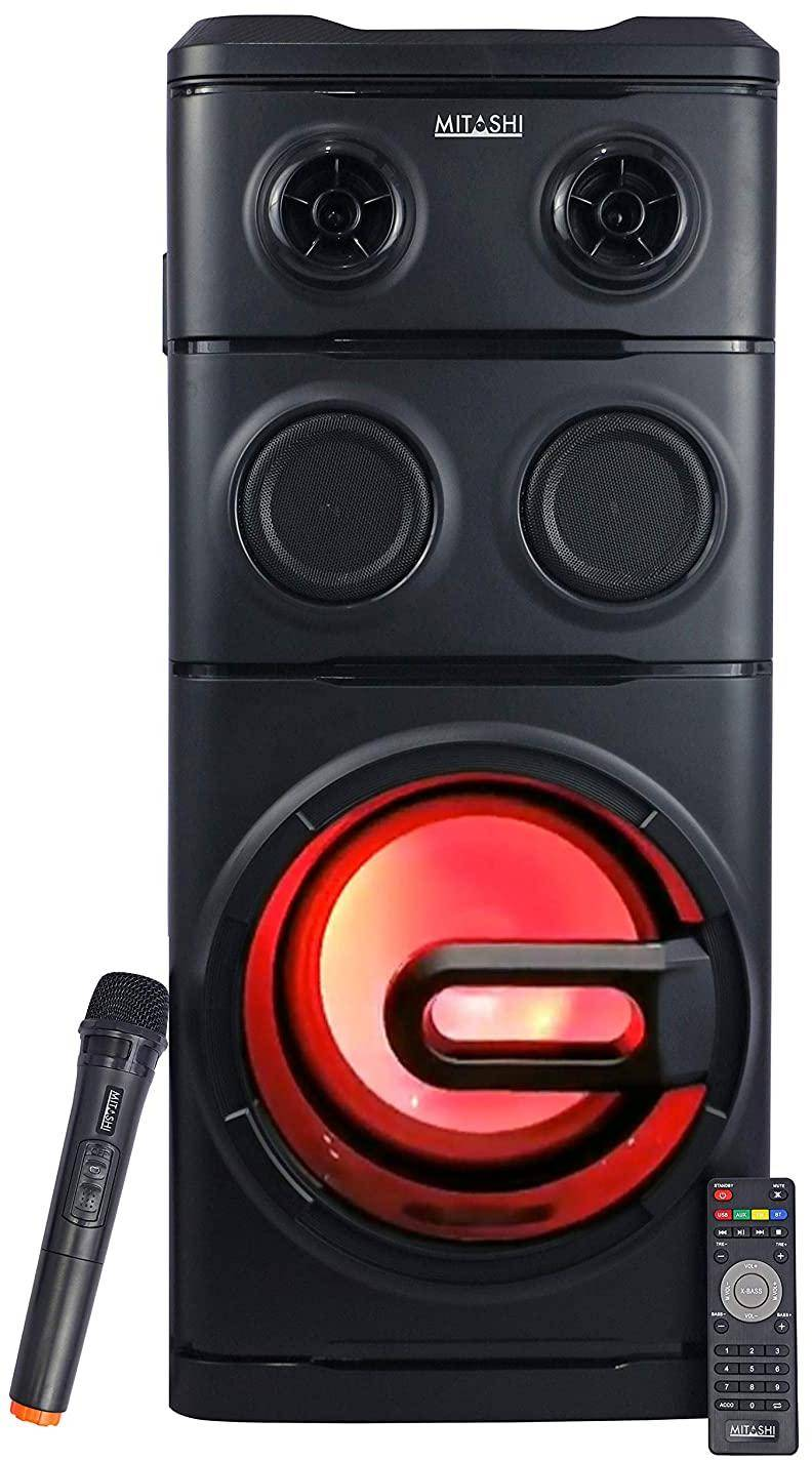 Mitashi Portable Party Tower Speaker System zoom image