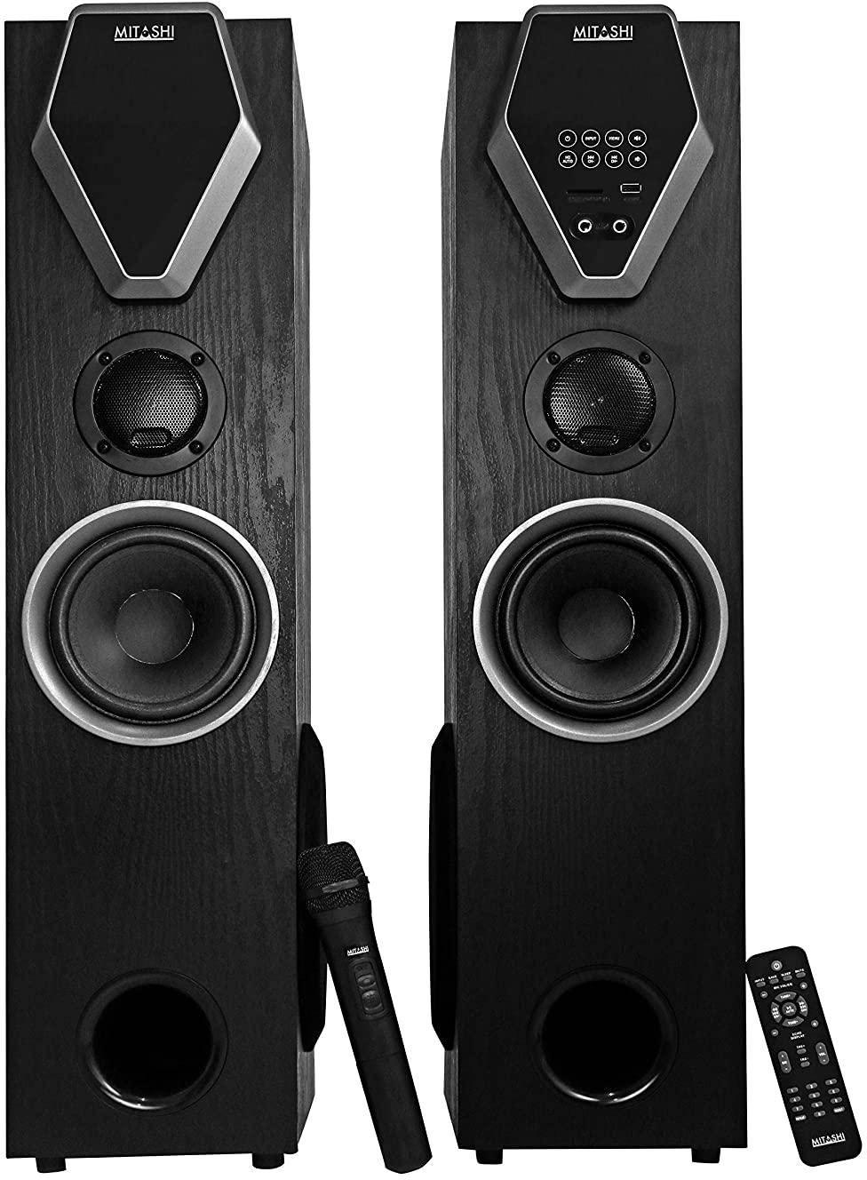 Mitashi 2Ch Tower Bluetooth Speaker (TWR8699BT) zoom image