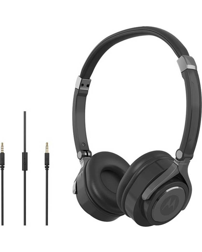 Motorola Pulse 2 SH005 Wired Headset With Mic zoom image