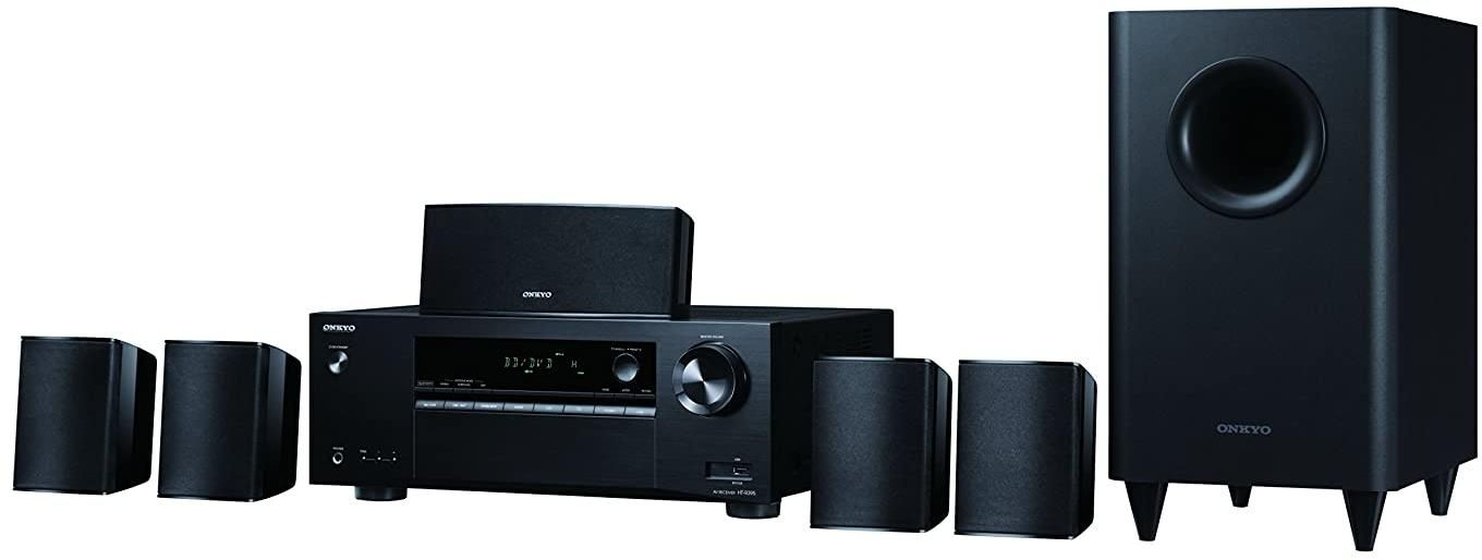 Onkyo HT-S3800 5.1Ch Home Theater System zoom image