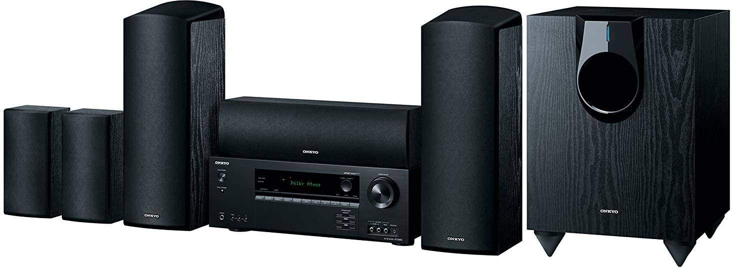 Onkyo HT-S5800 5.1.2 Ch Dolby Atmos Home Theater System zoom image