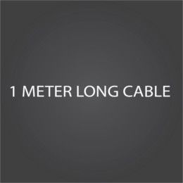 Long cable for free movement