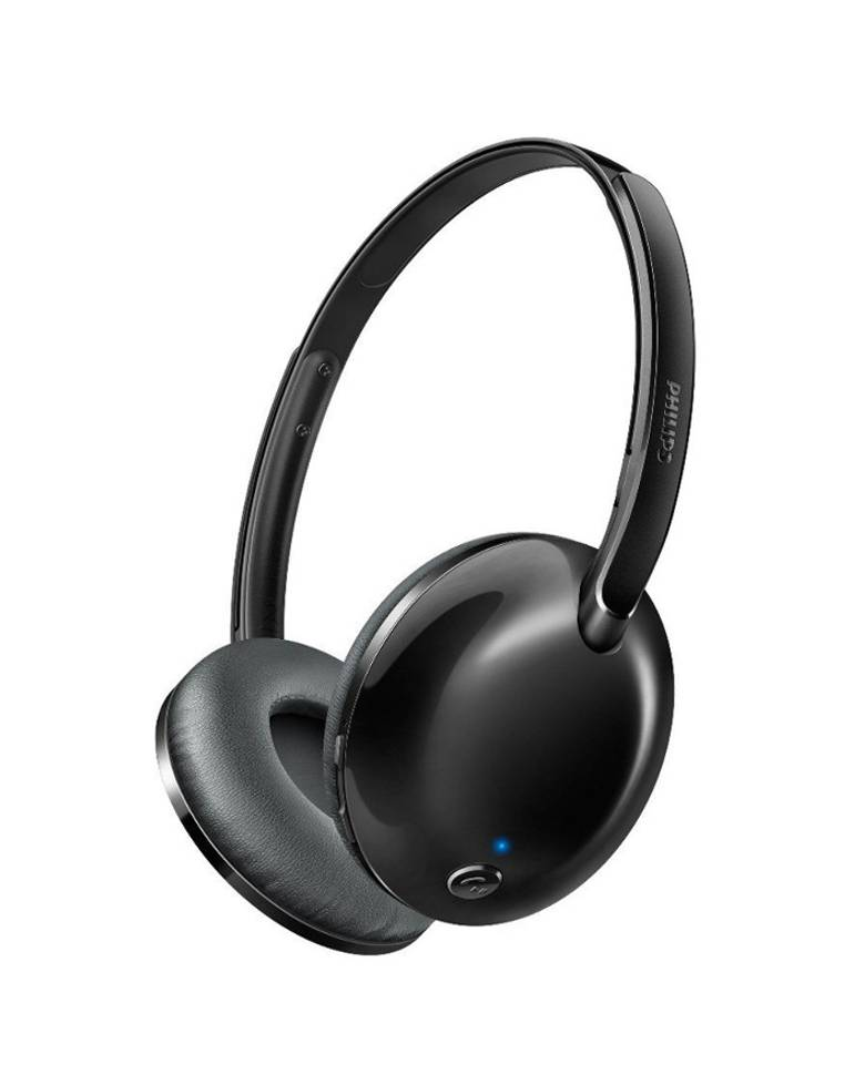 Philips SHB4405 Wireless Bluetooth Headphones With Mic zoom image