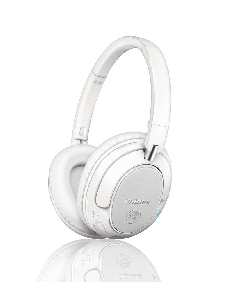 Philips SHB7250/00 Wireless Bluetooth Headphones zoom image