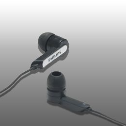 The perfect in-ear seals block out external noise