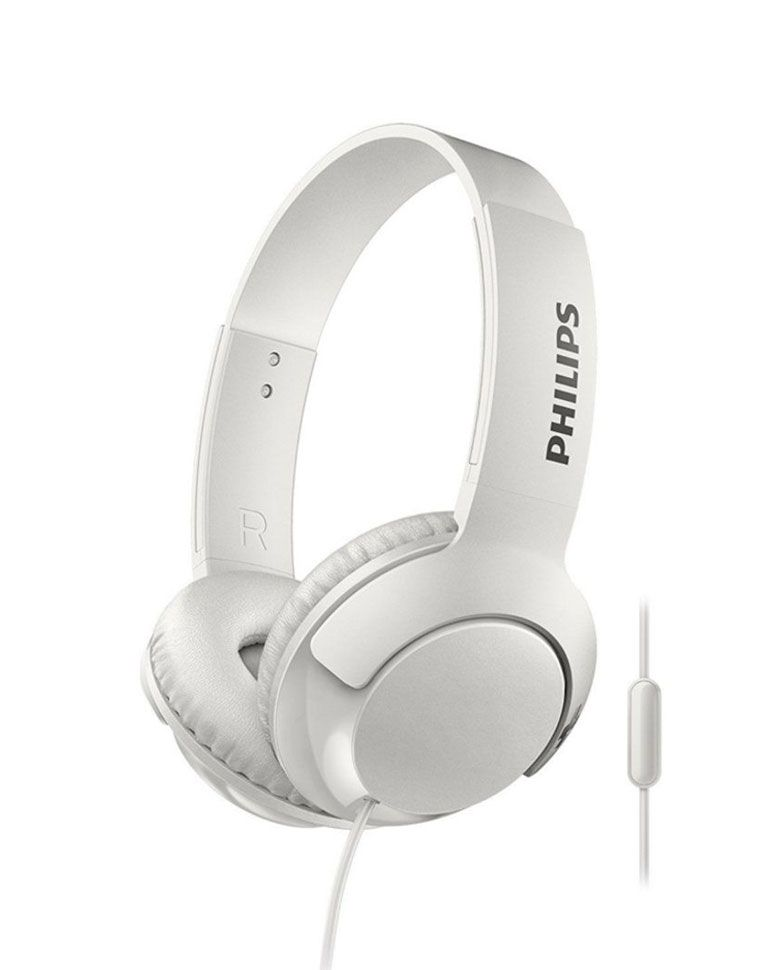 Philips SHL3075 Wired Bass Plus Headphone With Mic zoom image