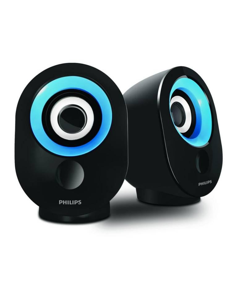 Philips SPA-50 2.0 speaker with USB Plug zoom image