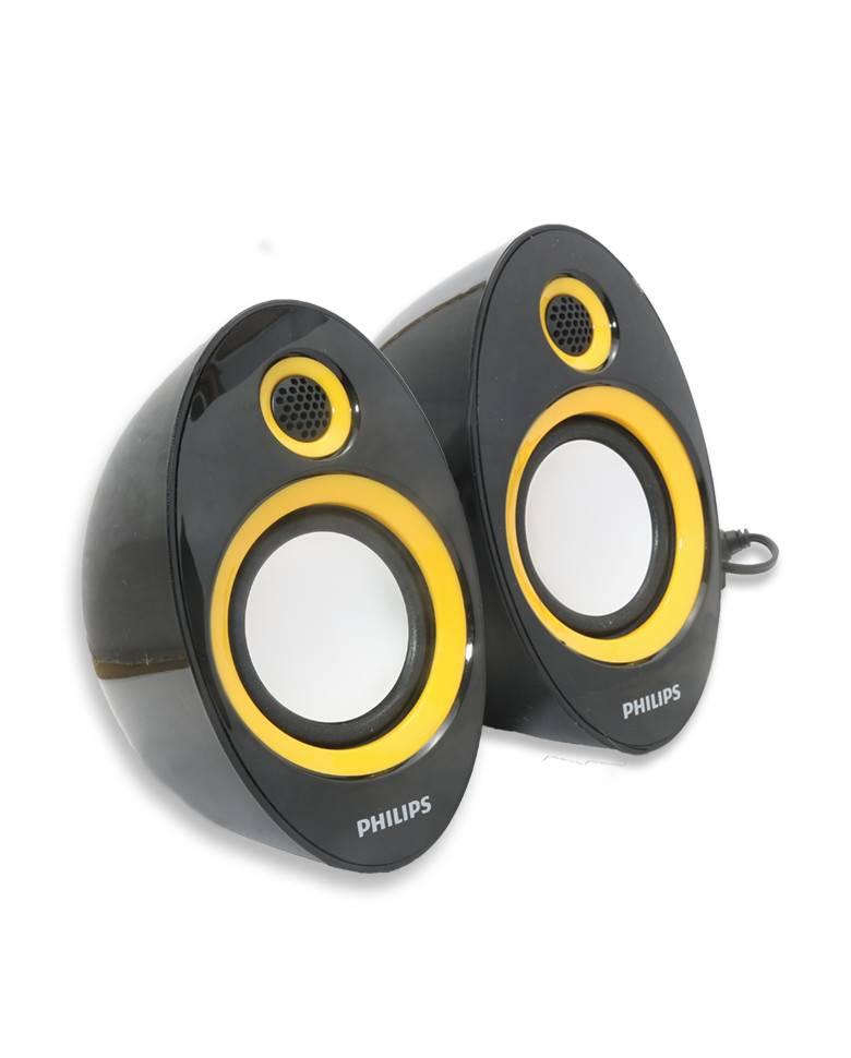 Buy Philips SPA-60Y/94 2.0 Speaker with USB Plug zoom image