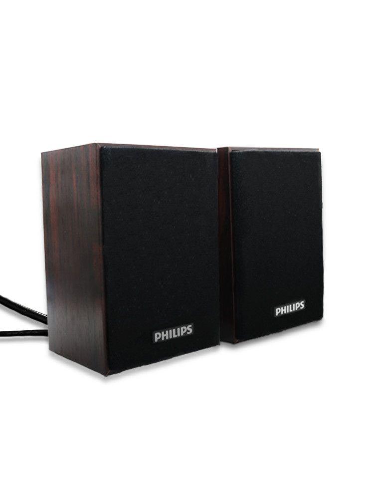 Philips SPA 30 Laptop/Desktop Speakers with USB Plug zoom image