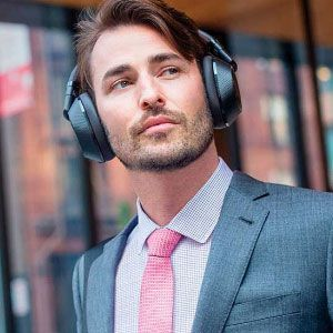 Noise cancelling for perfect music experience