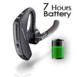 7 hours battery life