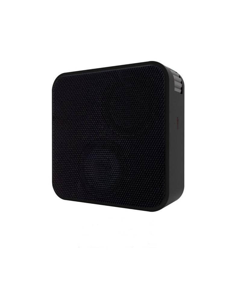 Portronics Cubix Bt Portable Bluetooth Speaker with FM (Black) zoom image