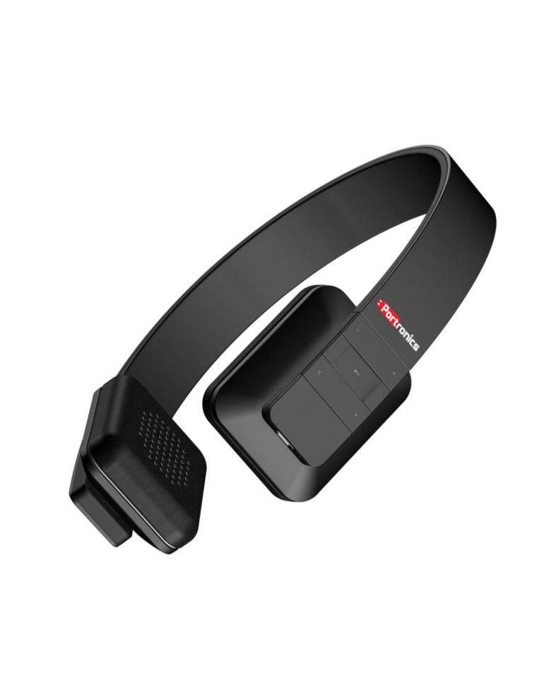Portronics Muffs XT Wireless Bluetooth Headphone zoom image