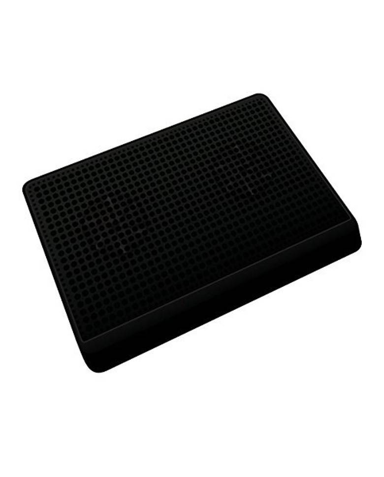 Portronics POR-709 My Buddy A Laptop Cooling Pad (Black) zoom image