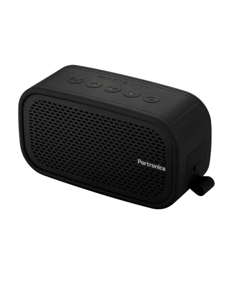Portronics Posh-2 Bluetooth Speaker (With FM) zoom image