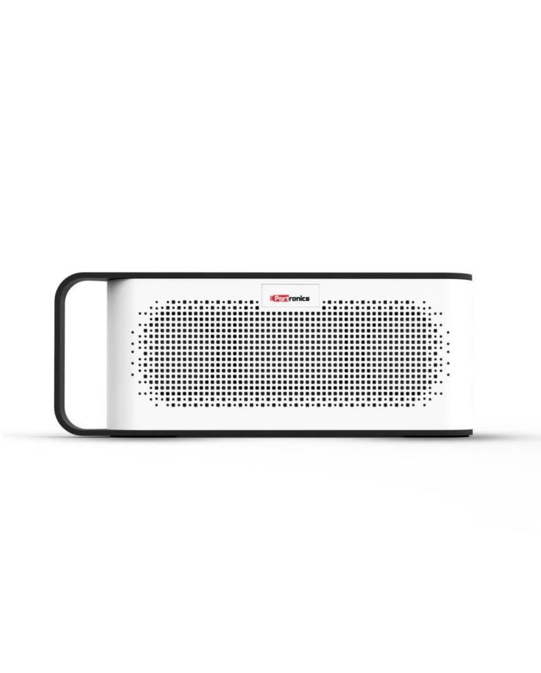 Portronics SoundGrip Wireless Bluetooth Speaker with Mic zoom image