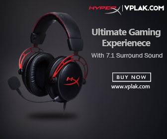 Hyperx Cloud 2 gaming Headset 7.1 surround sound