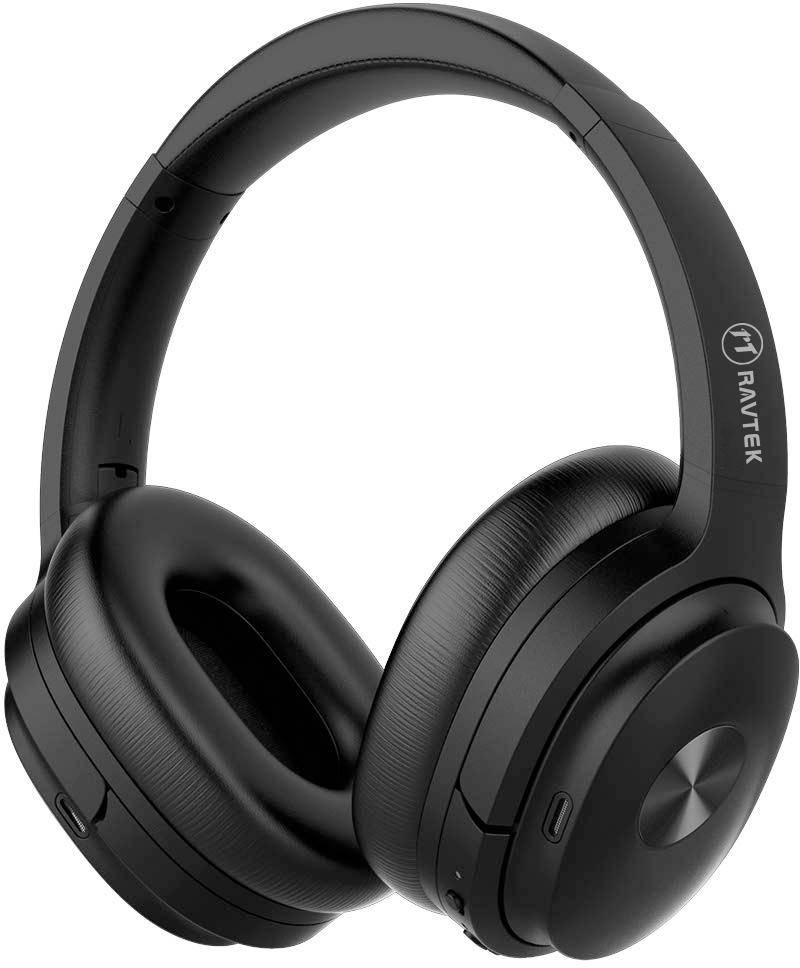 Ravtek X10 Active Noise Cancelling Headphone zoom image