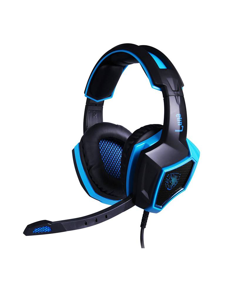 Sades Luna SA-968 Gaming Headphone with Mic zoom image