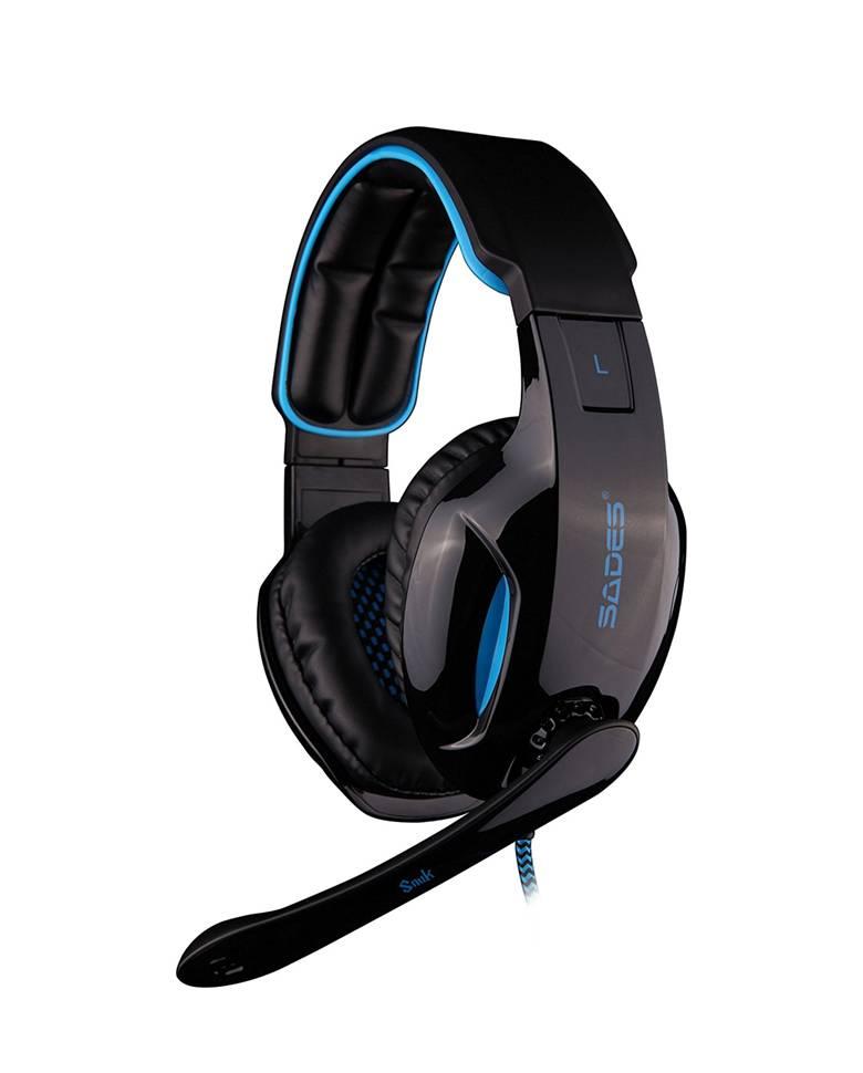 Sades Snuk 7.1 Surround Sound Gaming Headset with Mic zoom image