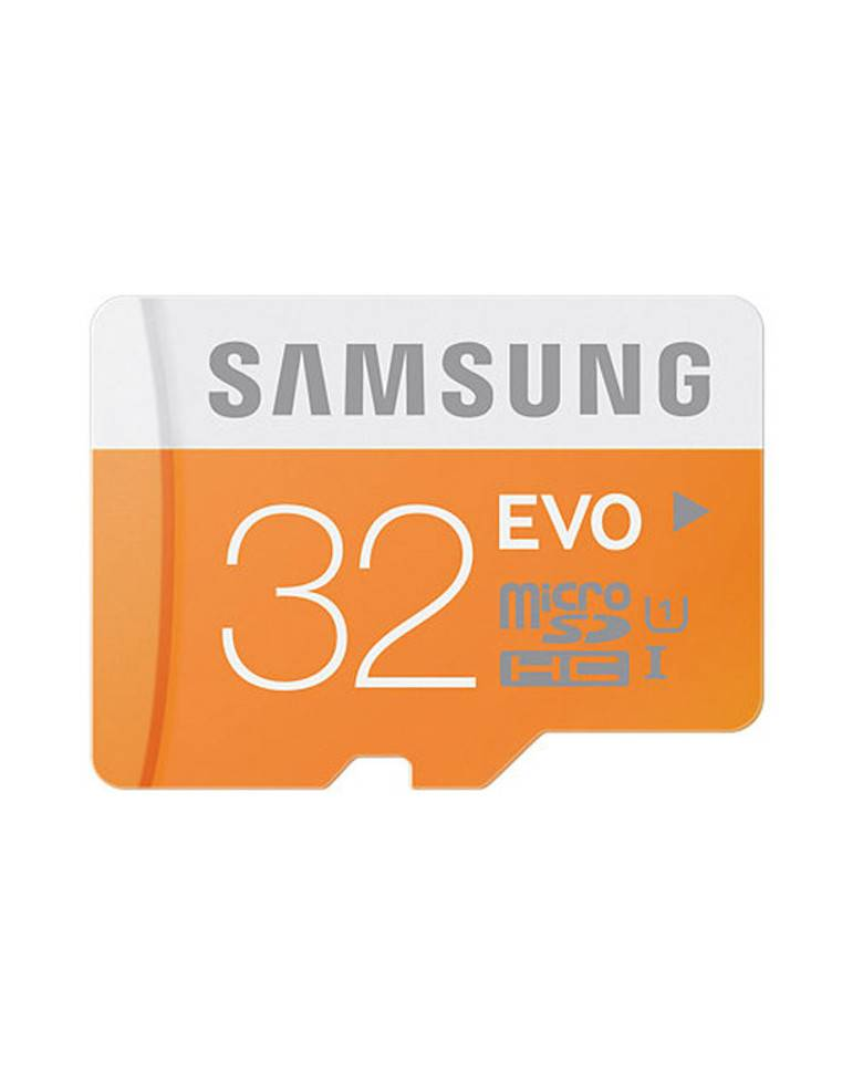 Samsung EVO 32GB Class 10 MicroSDHC 48 MB/S Memory Card zoom image