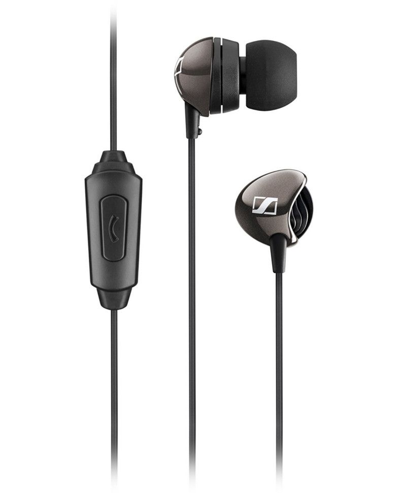 Sennheiser CX 275S Wired Headset with Mic(Black) zoom image
