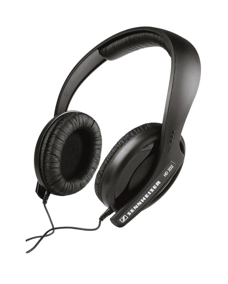 Sennheiser HD 202 II Professional Over-Ear Headphones zoom image