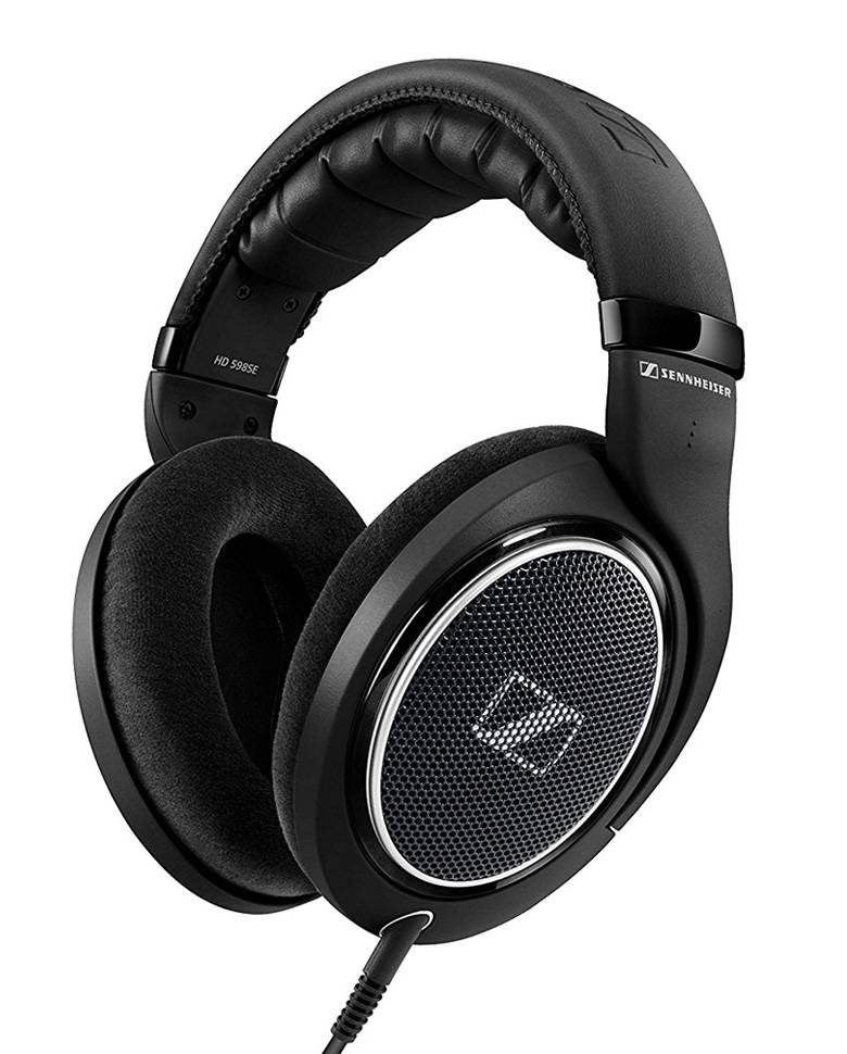 Sennheiser HD 598 SE Over-Ear Headphones zoom image