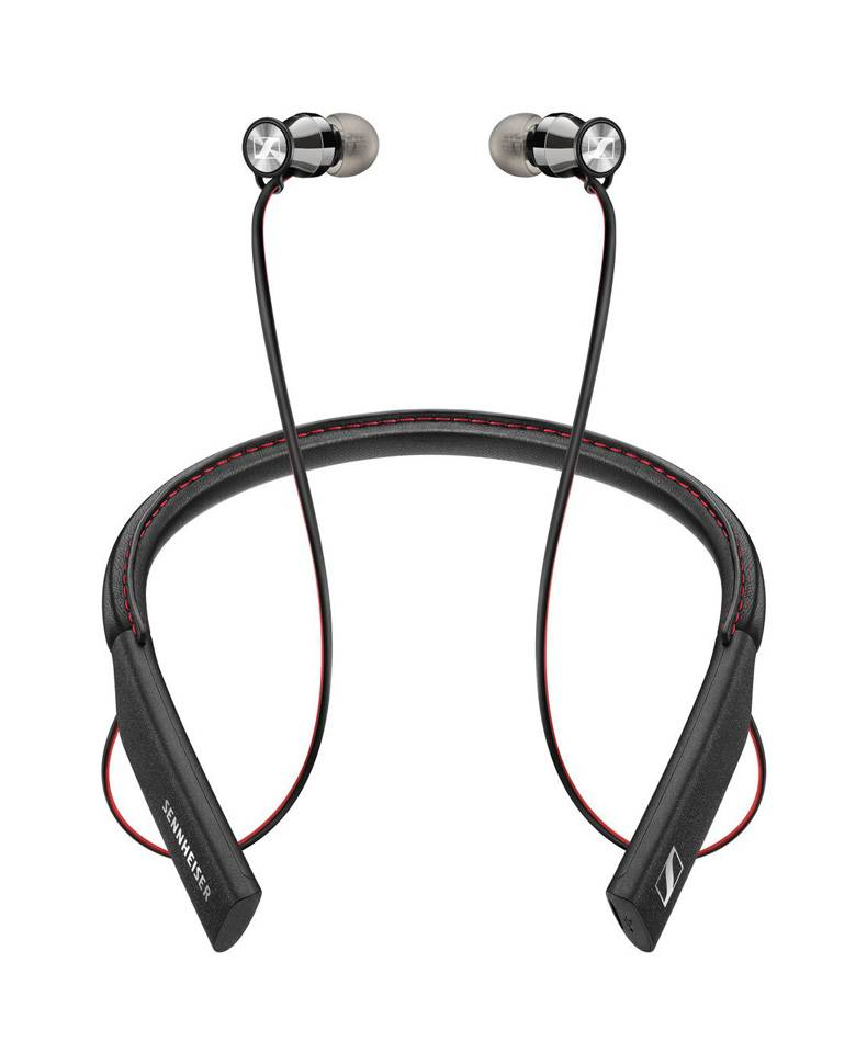 Sennheiser Momentum M2 IEBT In-Ear Wireless Neckband Earphone zoom image