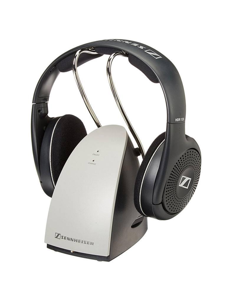 Sennheiser RS 120 II Stereo Wireless On-Ear Headphone zoom image