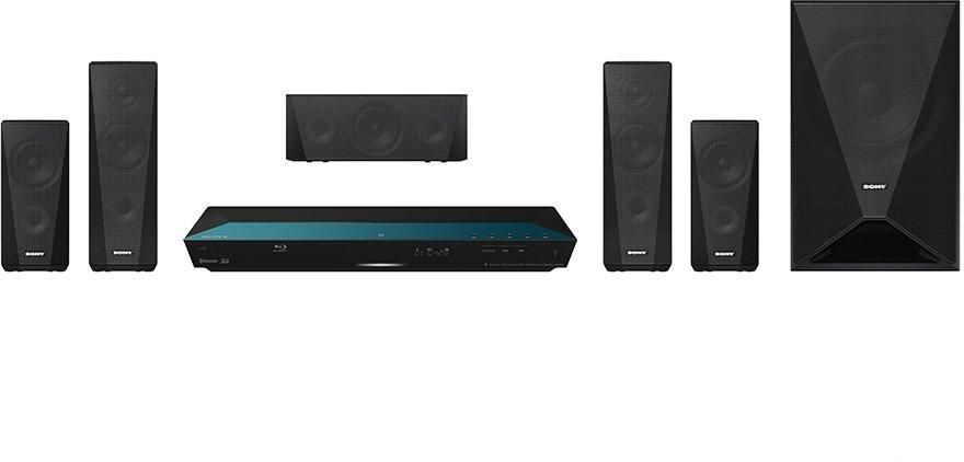 Sony BDV E3200 Real 5.1ch Dolby Digital Blu Ray Home Theatre System zoom image