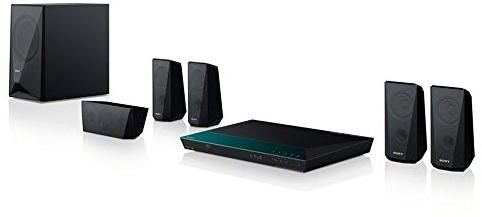 Sony DAV DZ350 Real 5.1 channel Dolby Digital DVD Home Theatre System zoom image