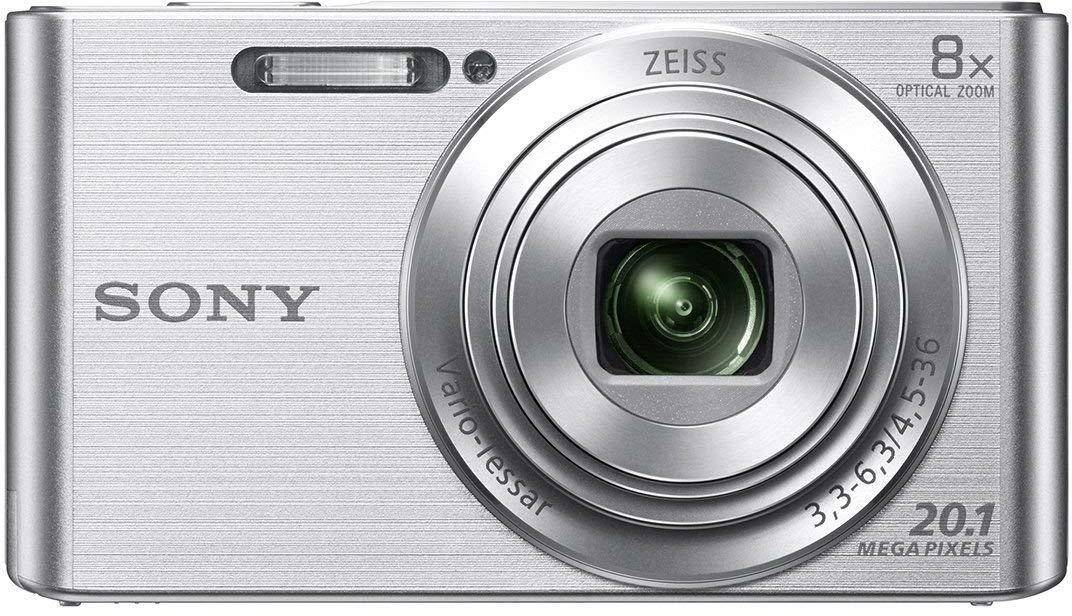 Sony DSC-W830 Cybershot 20.1 MP Point and Shoot Camera with 8x Optical Zoom zoom image