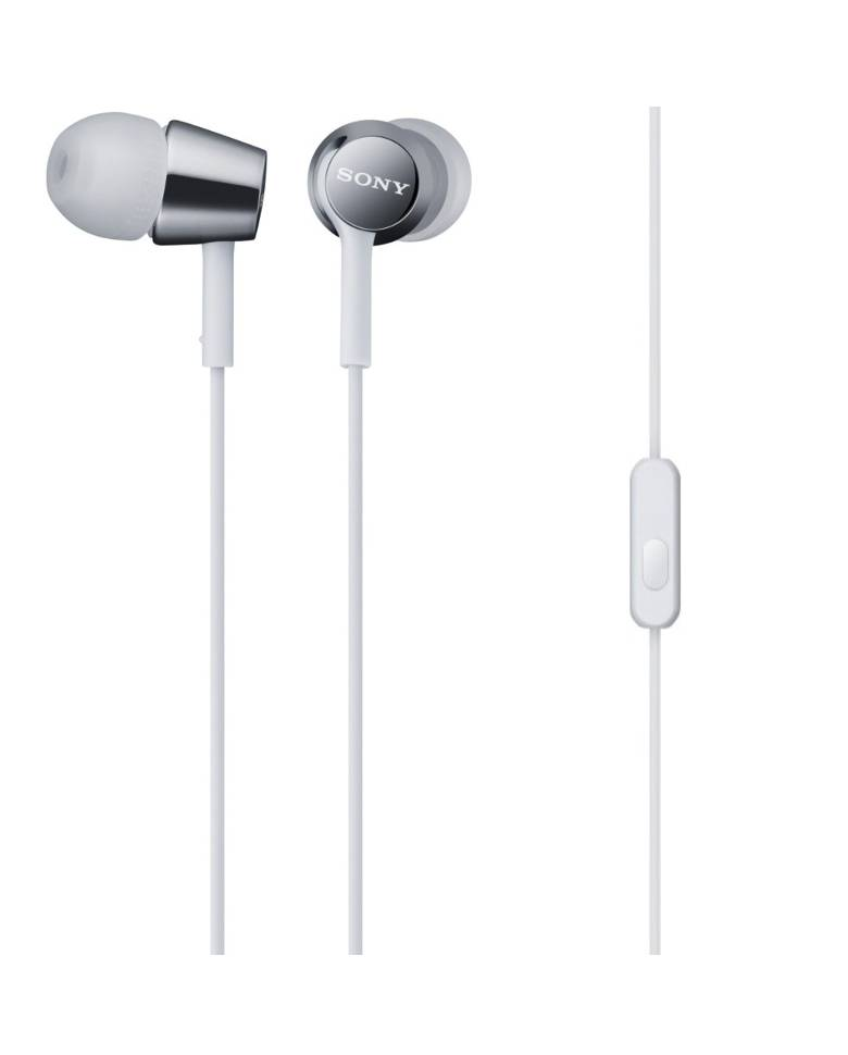 Sony MDR-EX150AP In-Ear Headphones with Mic zoom image