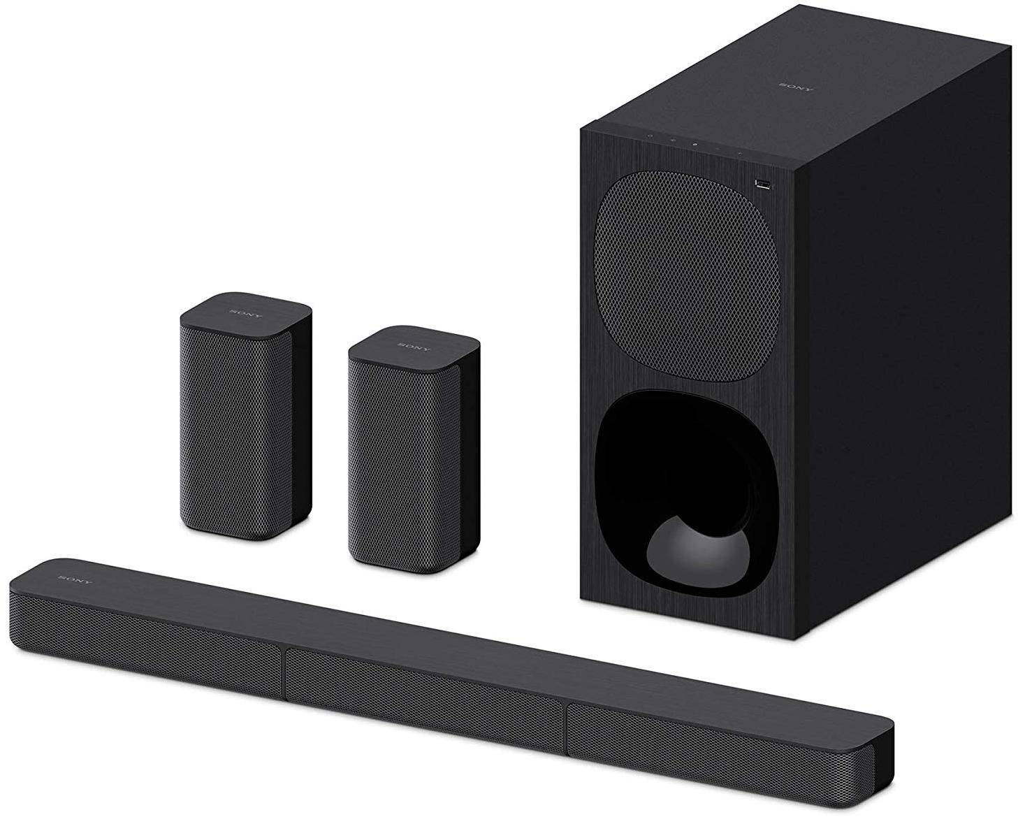 Sony HT S20R 5.1 Channel Dolby Digital Soundbar Wireless Home Theatre System  zoom image