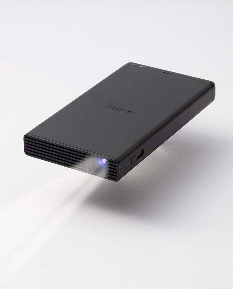 Sony MP-CD1 Mobile Projector (Black) zoom image