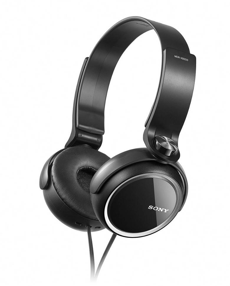 Sony MDR XB250 Over-Ear Headphones Online zoom image