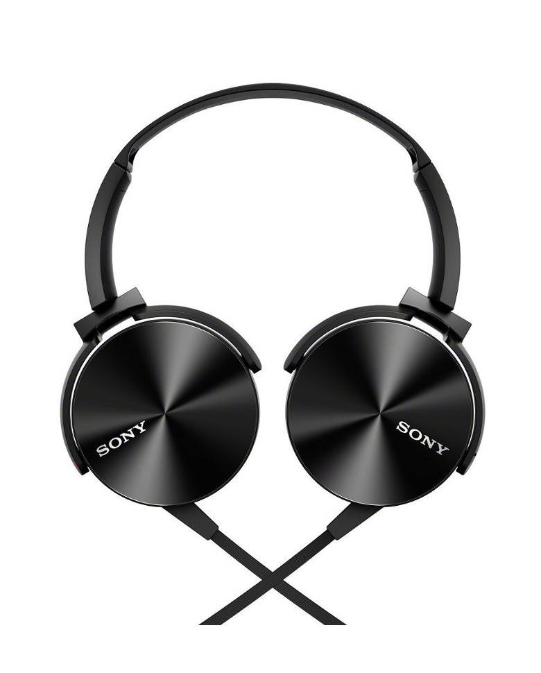 Sony MDR-XB450 On-the-Ear Headphone zoom image
