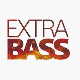 Extra bass technology produces great sound with deep rich bass