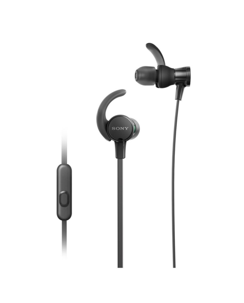 Sony MDR XB510AS Extra Bass Sports In-Ear Headphones With Mic  zoom image