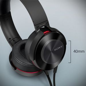 Mdr xb950ap gives a premium look