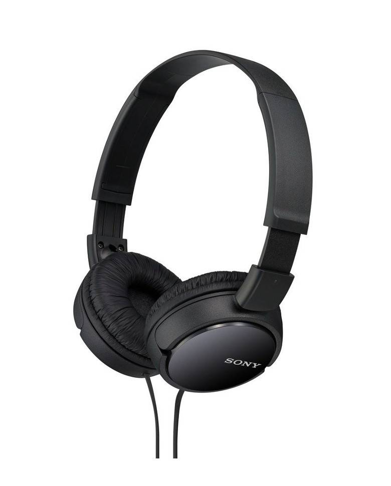 Sony MDR-ZX110 On-Ear Stereo Wired Headphones zoom image