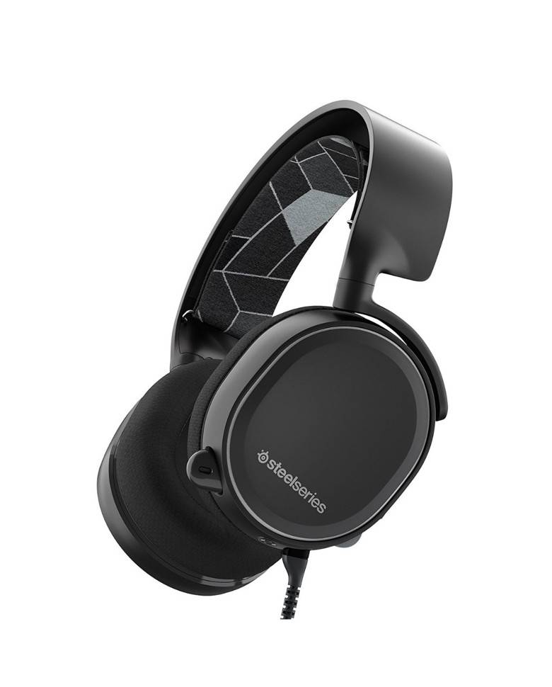 Steelseries Arctis 3 Gaming Headset Compatible with Windows, PS4, XBOX, Mac zoom image