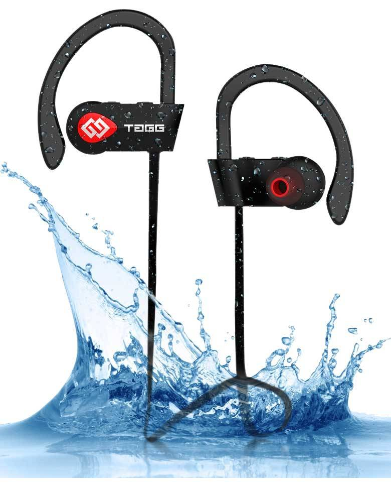 Tagg Inferno 2.0 Wireless Sports Bluetooth Earphone With Mic + Carry Case zoom image