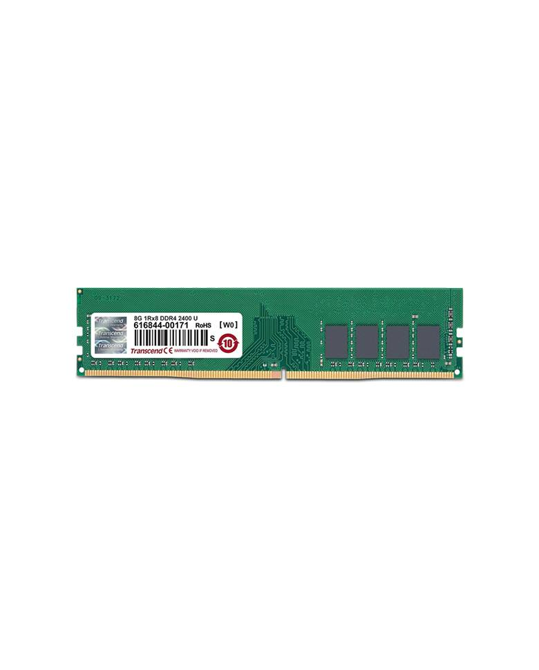 Transcend 8GB (8GBx1) 2400MHz DDR4 UDIMM Desktop Memory (JM2400HLB) zoom image