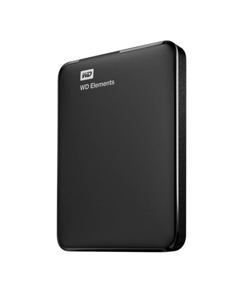 WD Elements 1TB USB3.0 (WDBUZG0010BBK) External Hard Disk Drive zoom image