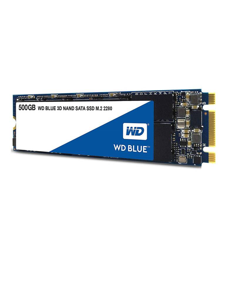 WD Blue 500GB M.2 Internal Solid State Drive zoom image